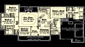 floor plan 2500 sq ft house youtube