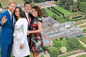 who lives in kensington palace who lives at kensington palace with harry and meghan homes and