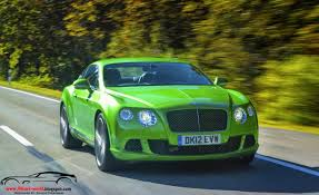 green bentley automotive news 2013 bentley continental gt speed