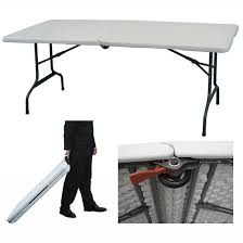 Folding Table With Wheels Awesome Folding Table With Wheels Work Smart 639 Resin Multi