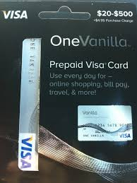 reload prepaid card how to use vanilla gift cards money orders to meet minimum