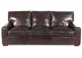 Brompton Leather Sofa Tobacco 100 Leather Sofa