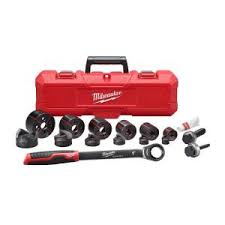 Punch Home Design Power Tools Milwaukee 1 2 In X 2 In Ratchet Knockout Set 49 16 2694 The