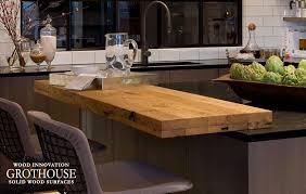 alexandria kitchen island reclaimed chestnut kitchen island bar top in alexandria va