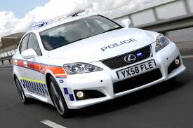 lexus uk insurance police lexus is f evo