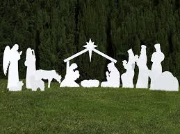 outdoor nativity set the complete nativity outdoor nativity store