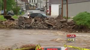 Flooding Missouri Map Flood Waters Rise In Barry County