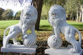 lion statues for sale size granite white marble lion statues antique
