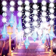 online get cheap crystal strands for wedding centerpieces