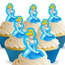 cinderella cake toppers cinderella cake topper ebay