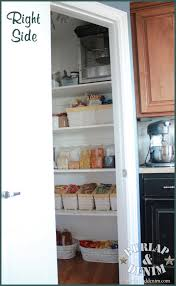 kitchen pantry organization tipsburlap u0026 denim