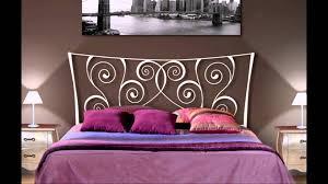 chambre fer forgé têtes de lit en fer forgé idées pour la décoration des chambres