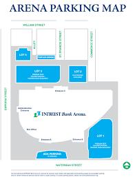 Red Rocks Seat Map Loge Boxes Premium Seating Intrust Bank Arena