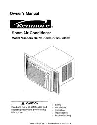 kenmore 15000 btu air conditioner manual ac gallery air