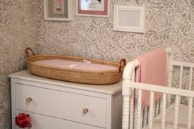 Basket Changing Table Creatively Woven Custom Orders