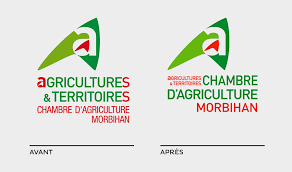 chambre d agriculture morbihan univers graphique et supports institutionnels orignal communication