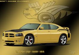 2007 dodge charger super bee by sharpie1k on deviantart