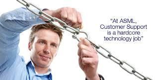 What Does A Help Desk Person Do Asml Careers Teamwork In High Tech Bart Van De Heijning
