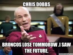 Broncos Suck Meme - suck