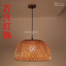 Bamboo Ceiling Light 2018 Rustic Aisle Lights Bamboo Lighting Ls Bamboo L Bamboo