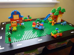 Ikea Play Table by Craftyerin Lego Duplo Table