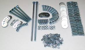 Bed Frame Bolts 1947 1951 Panel Truck Bedwood Bolt Kit Zinc Gm Truck This Bed