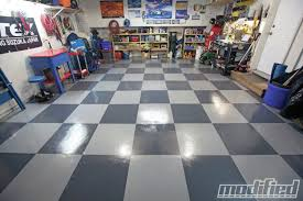 G Floor Garage Flooring G Floor Raceday Tiles Make It Shine Photo Image Gallery