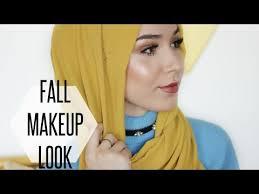 tutorial hijab nabiilabee fall makeup tutorial hijab tutorial nabiilabee lets learn makeup