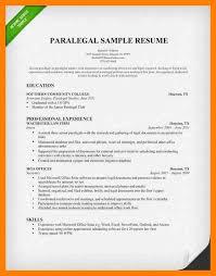 senior paralegal resume eliolera com