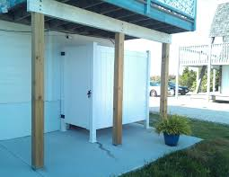 Teak Outdoor Shower Enclosure by Images Of Outdoor Shower Enclosures Home Decor Inspirations