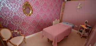 Shabby Chic Salon Furniture by Treatment Rooms Owl House Day Spa Nottingham