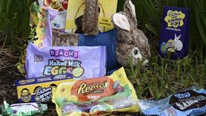 brachs bunny basket eggs whas11 your kid s easter basket likely packs a month s