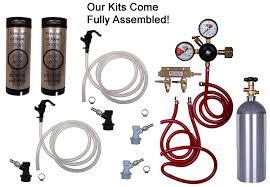 Edgestar Kc2000 Amazon Com Cornelius Homebrew Kegerator Kit Dual Keg Basic Kit