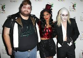 Riff Raff Halloween Costume Nicole Scherzinger Lucas Grabeel Photos Rocky Horror Picture