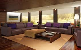 classy sofa with yellow corner chairs in traditional look living