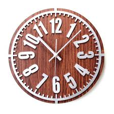 Home Decor Wall Clock Wall Clocks Fabfurnish Home Decor Wall Clocks See Larger Image
