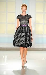 temperley london trellis dress in black lyst