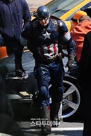 ultron costume best look yet at captain america s new costume in age of
