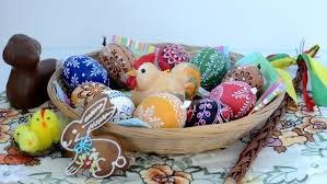 Decorating Easter Eggs Video by Easter Eggs Finding Stock Footage Video 15453466 Shutterstock