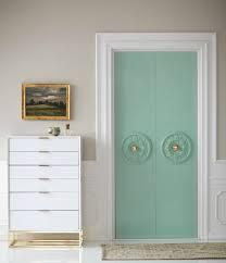 Pictures Of Closet Doors 18 Closet Door Makeovers That Ll Give You Closet Envy