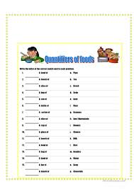 86 free esl food and drink worksheets