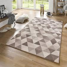 teppiche design design teppich prisma grau creme 102435 teppiche design teppiche