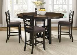 kitchen marvelous round kitchen table bar table and chairs