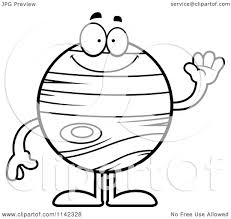planets clipart black and white page 4 pics about space