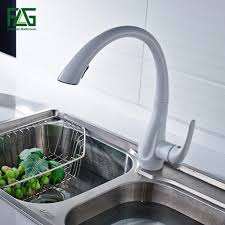 Kitchen Faucet Cheap by Popular White Kitchen Faucets Buy Cheap White Kitchen Faucets Lots