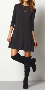 best 25 sweater dress boots ideas only on pinterest cute boots