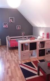 bureau de fille bureau pour chambre de fille 12 cuisine design 2015 d233co