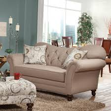 Tufted Sofa And Loveseat by Furniture Elegant Interior Furniture Design With Cozy Tufted