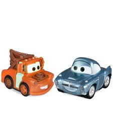 fin mcmissile disney cars 2 appmates tow mater and finn mcmissile merchandise