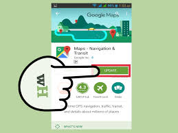 How Does Google Maps Track Traffic How To Update Google Maps On Android 5 Steps With Pictures